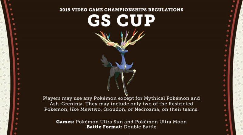VGC 2019 GS CUP