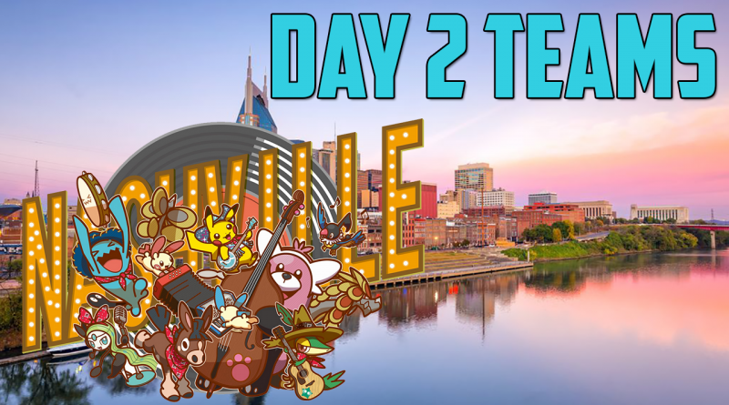 Day 2 teams Pokemon World Championships