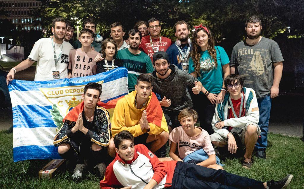 Españoles en Pokemon World Championships de Nashville