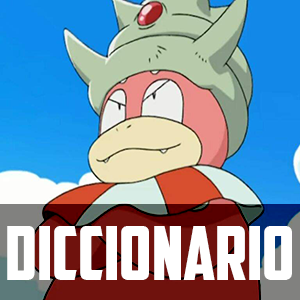 DICCIONARIO POKÉMON
