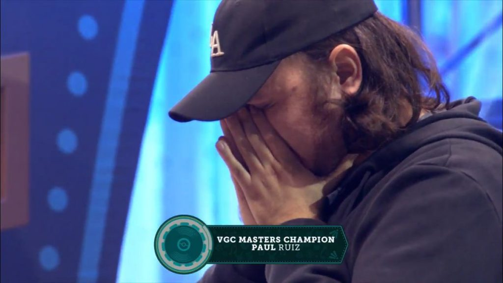Paul Ruiz Master Pokémon VGC World Champion