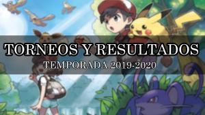 TORNEOS Y RESULTADOS VGC 2020