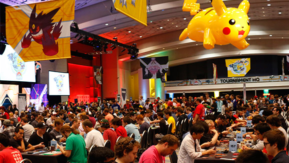 Worlds Pokémon Players Cup