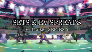 SETS EVSPREADS VGC 2020