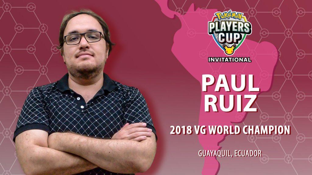 Paul Ruiz players cup invitational
