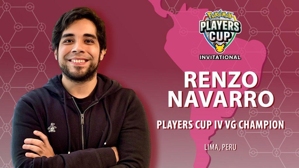 Renzo Navarro Invitational