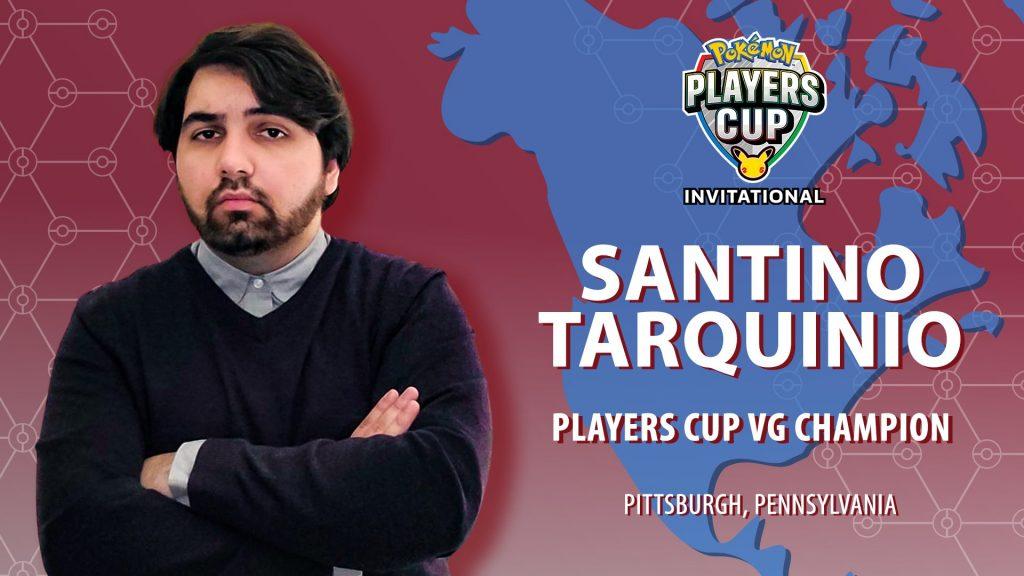 Santino Tarquinio players cup invitational